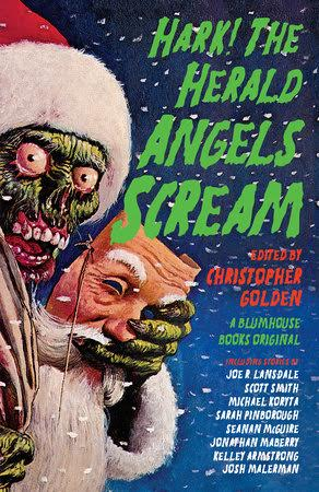 Book Review: HARK! THE HERALD ANGELS SCREAM