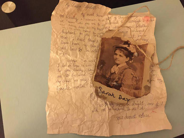 Immersive Experience: The Count's Den Presents REMEMBER ME: ELIZABETH