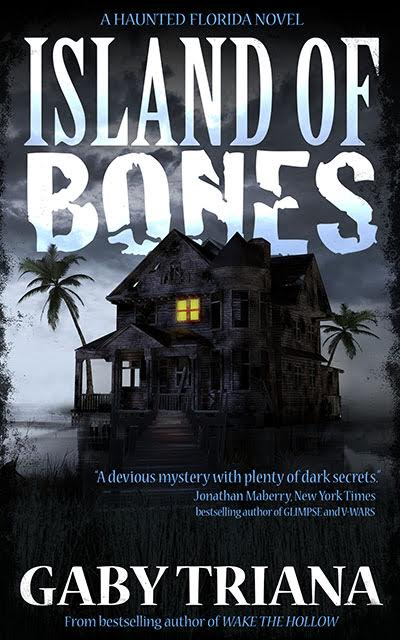 Book Review: ISLAND OF BONES (2018)