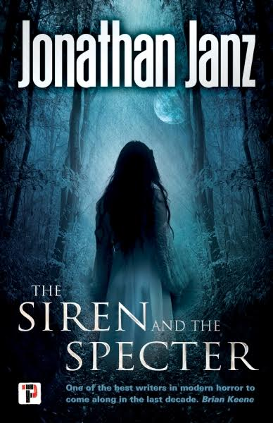 Book Review: THE SIREN AND THE SPECTER (2018)