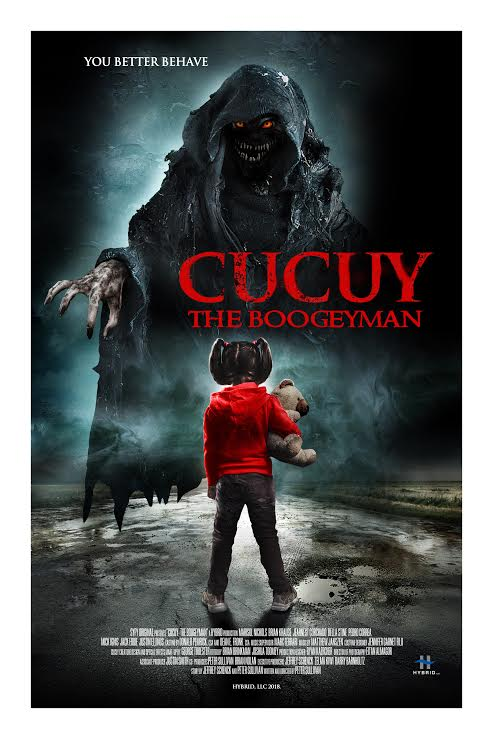 Interview: Writer/Director Peter Sullivan for CUCUY: THE BOOGEYMAN