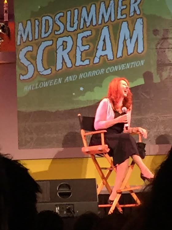Event Recap: Elvira: Mistress of the Dark 30th Anniversary Panel at Midsummer Scream