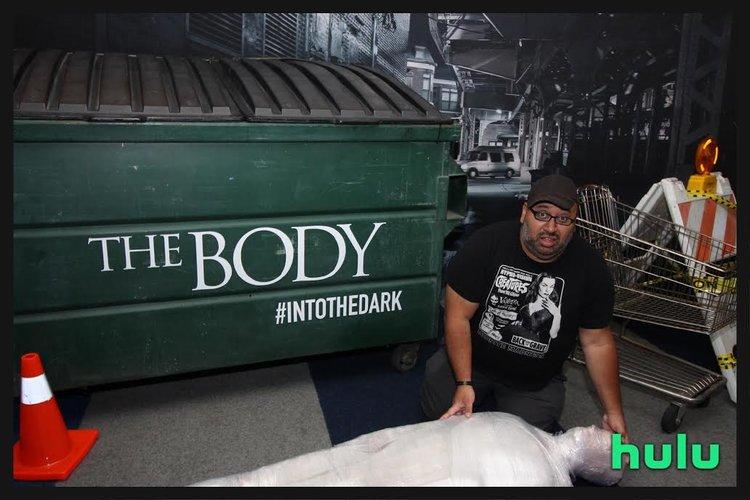 LA Film Festival Review: THE BODY (2018)