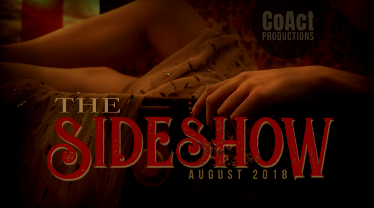 Interview: Lyndsie Scoggin, Danielle Levesque, Nick Rheinwald-Jones for THE SIDESHOW