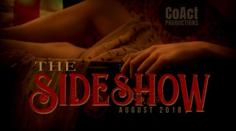 Interview: Lyndsie Scoggin, Danielle Levesque, Nick Rheinwald-Jones for THE SIDESHOW