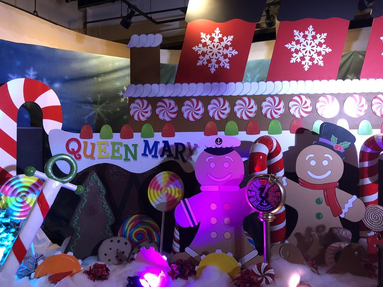 Event Recap: A Queen Mary Christmas