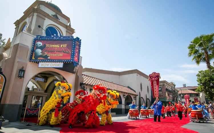 Event Recap: Universal Studios Hollywood Presents the Dreamworks Theater