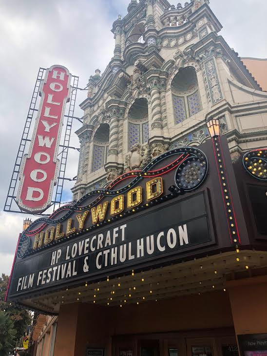 Event Recap: H.P. Lovecraft Film Festival & Cthulhu