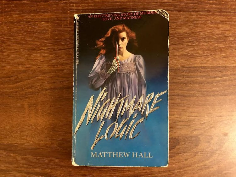 Book Review: NIGHTMARE LOGIC