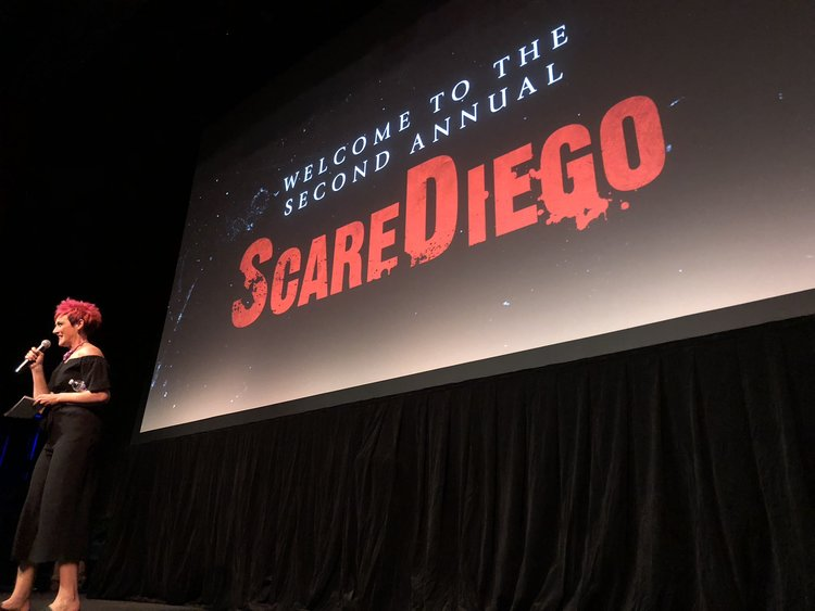 Event Recap: San Diego Comic-Con Preview Night and Scarediego