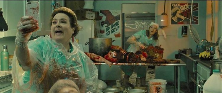 Interview: Producer/Writer Clarissa Jacobson for LUNCH LADIES