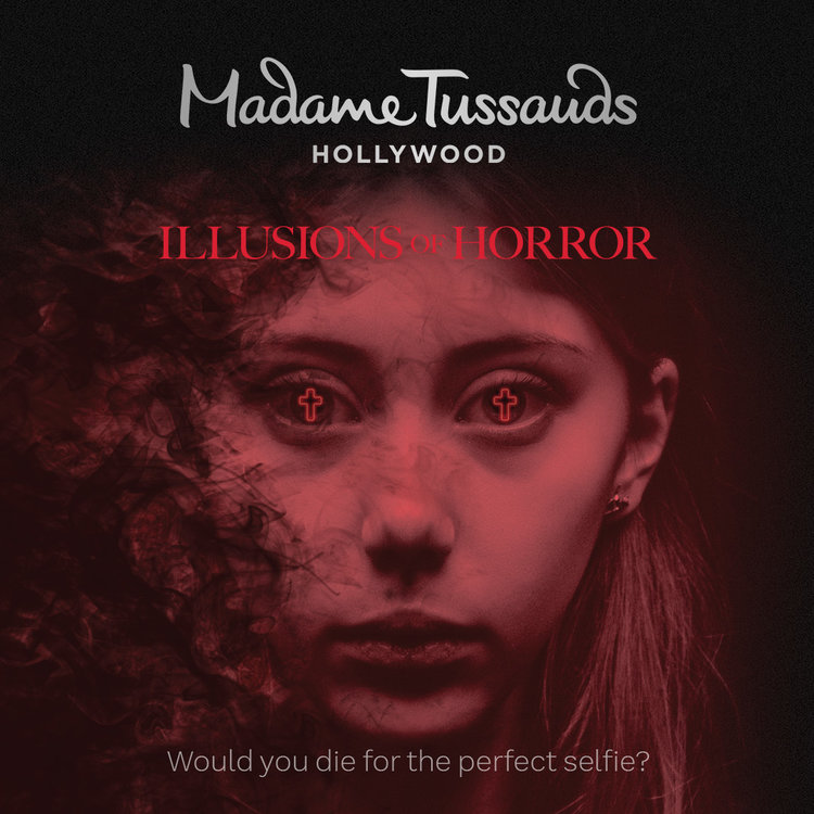 Event Recap: Madame Tussauds ILLUSIONS OF HORROR