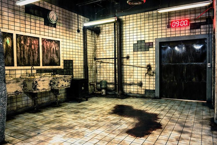 Escape Room Review: The Official SAW Escape Experience