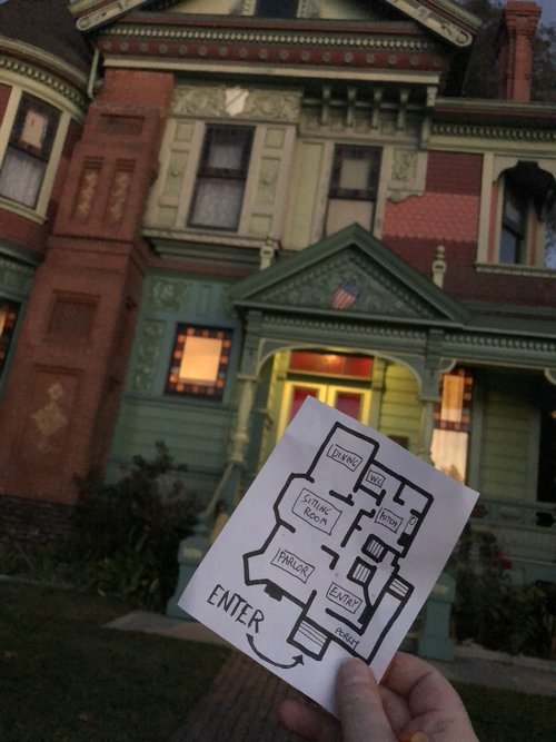 Event Recap: Ghoula Presents Amityville 3D/Haunted House Experiment