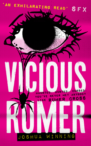 Book Review: VICIOUS RUMER (2018)