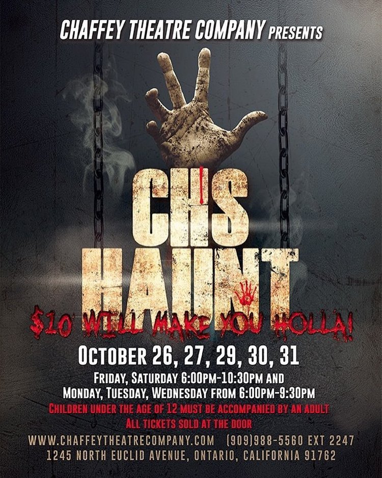 Haunt Review: Chaffey High School Halloween Haunt