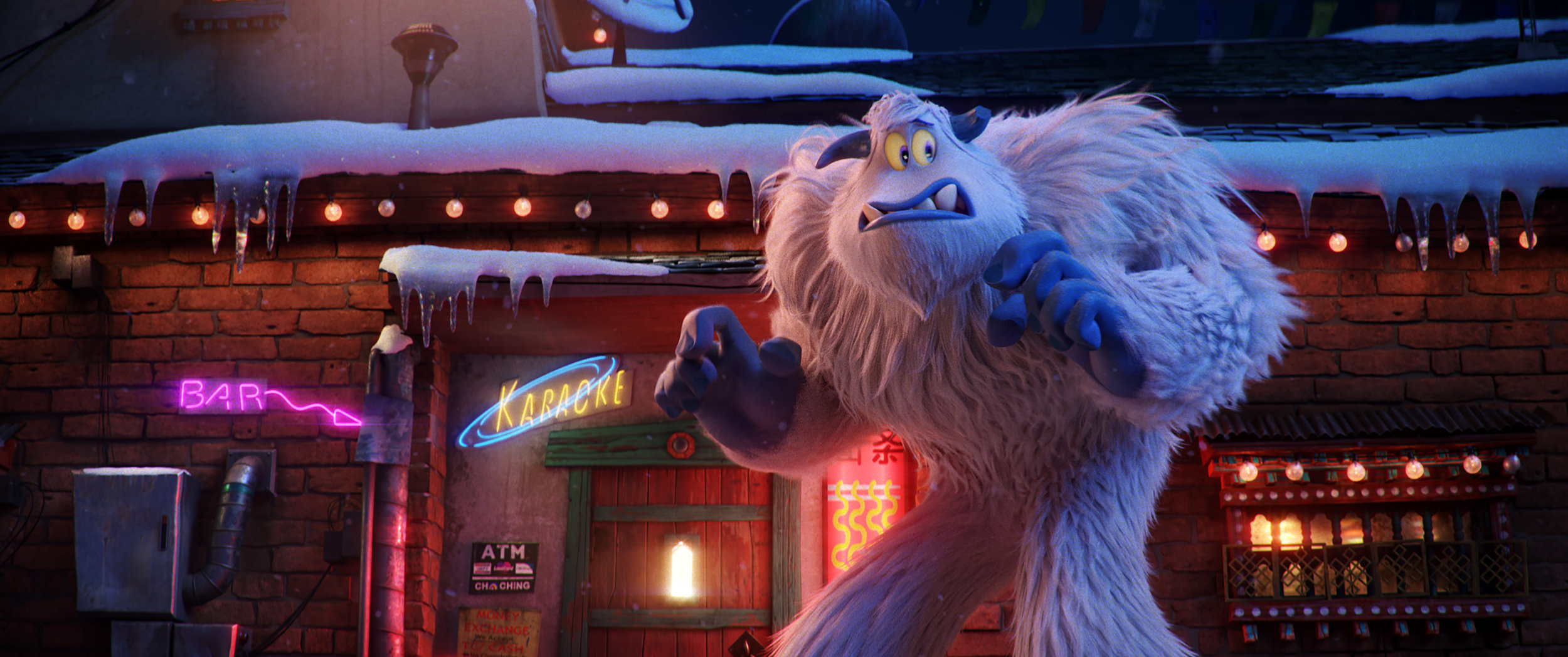 Blu-ray/DVD Review: SMALLFOOT (2018)