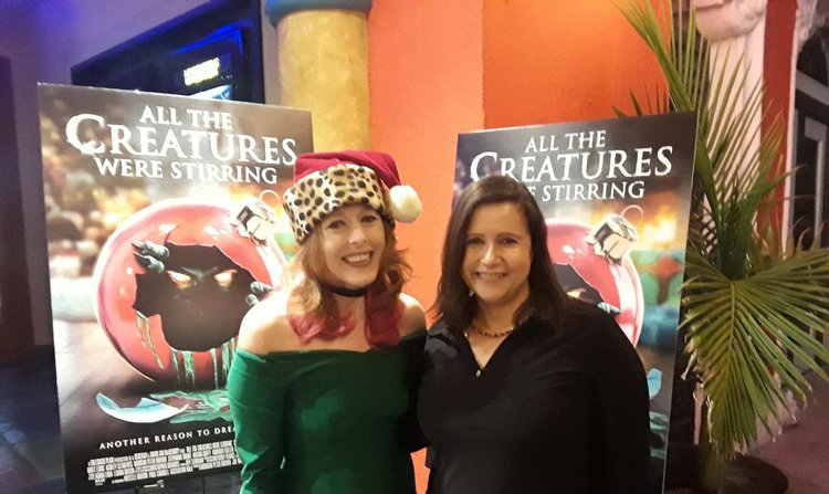 Event Recap: LA Premiere of ALL THE CREATURES WERE STIRRING