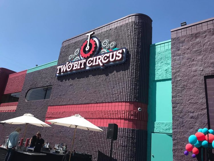 Event Recap: Two Bit Circus