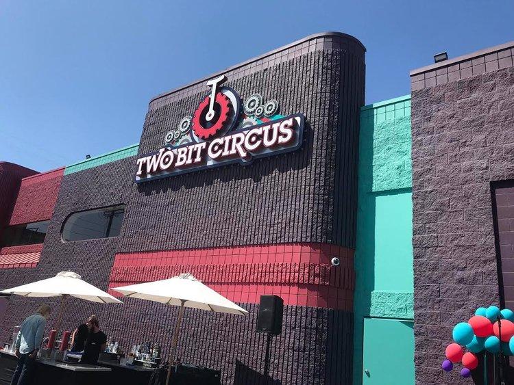 Event Recap: Two Bit Circus