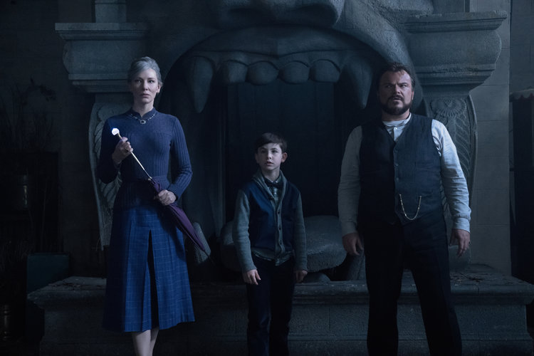 Movie Review: THE HOUSE WITH A CLOCK IN ITS WALLS (2018)