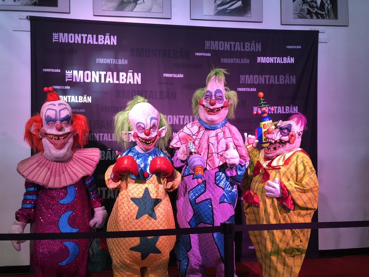 Event Recap: Killer Klowns From Outer Space 30th Anniversary Event