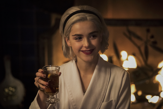 TV Recap: CHILLING ADVENTURES OF SABRINA: A MIDWINTER'S TALE (2018)