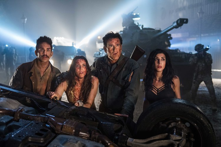 Blu-ray/DVD Review: ASH VS. EVIL DEAD: SEASON 3