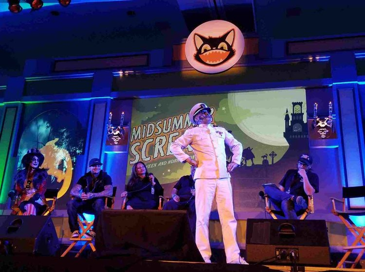 Event Recap: Queen Mary's Dark Harbor Panel at Midsummer Scream