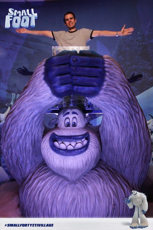 Immersive Pop-Up Event: Smallfoot Yeti Village