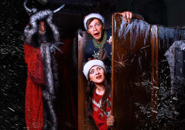 Escape Room Review: THE KRAMPUS