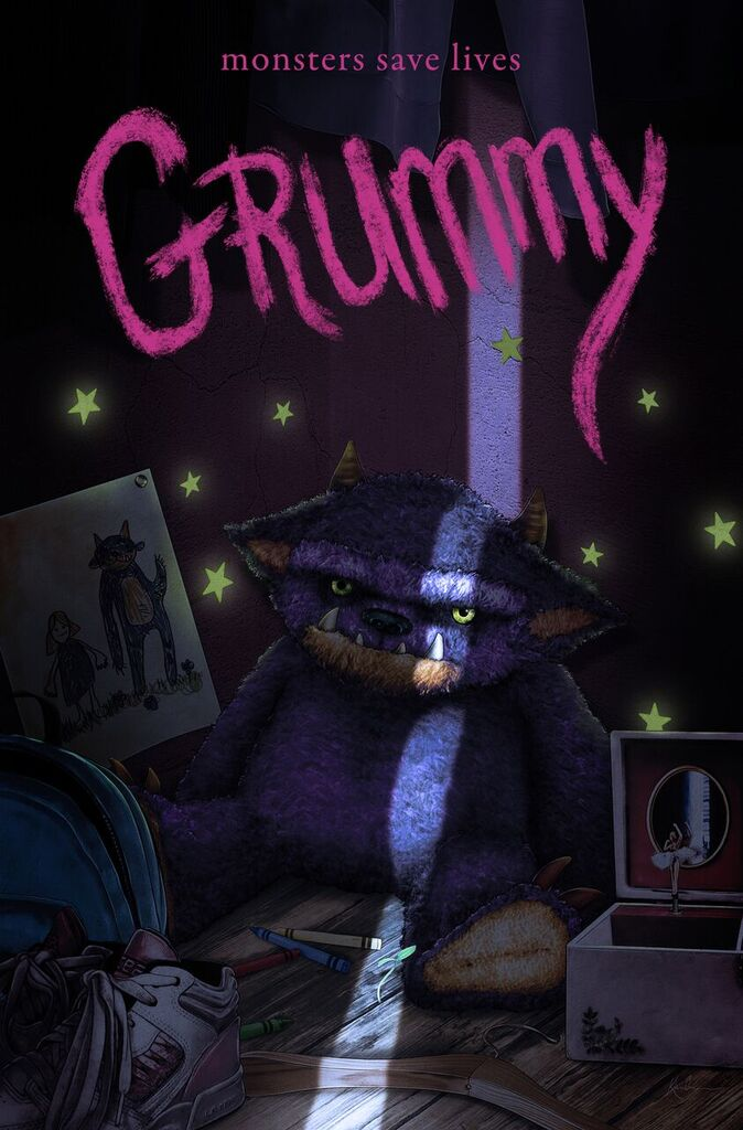 Interview: Writers/Directors Micheline Pitt & R.H. Norman for GRUMMY