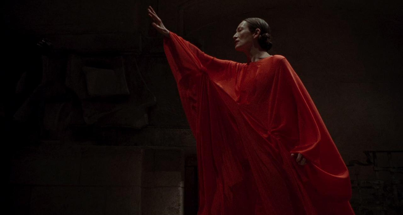 Blu-ray/DVD Review: SUSPIRIA (2018)