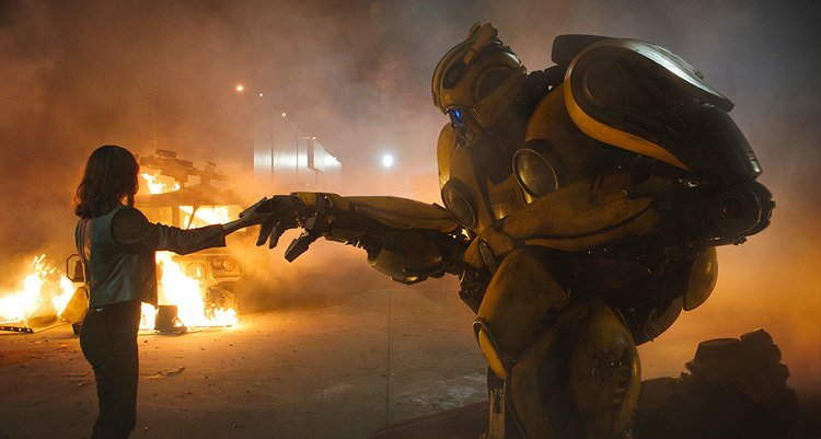 Movie Review: BUMBLEBEE (2018)