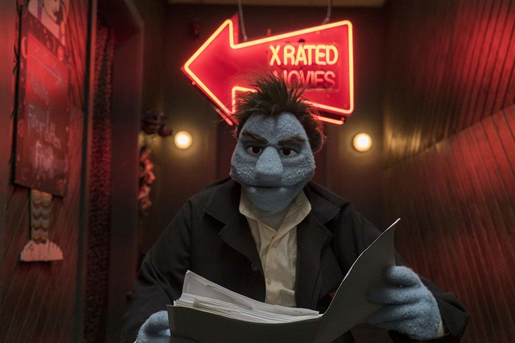 Blu-ray/DVD Review: THE HAPPYTIME MURDERS (2018)