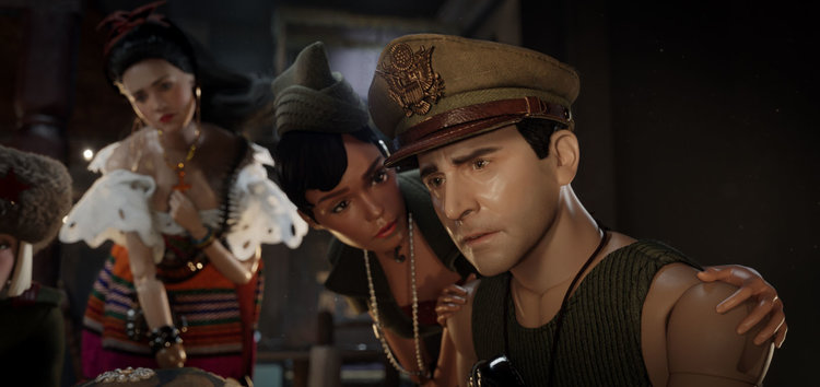 Movie Review: WELCOME TO MARWEN (2018)