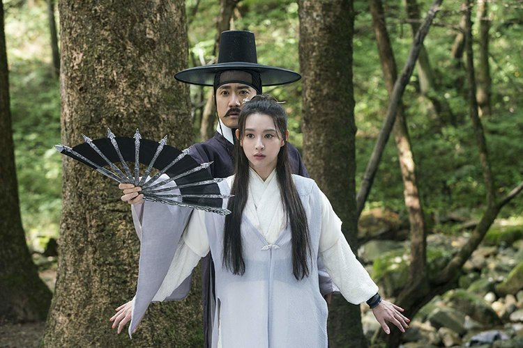 Movie Review: DETECTIVE K: SECRET OF THE LIVING DEAD (2018)