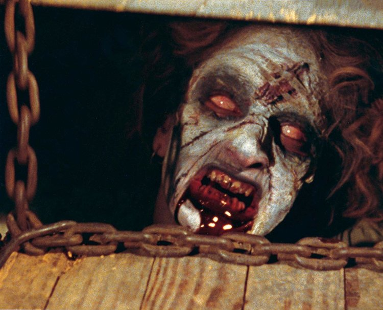 Blu-ray/DVD Review: THE EVIL DEAD (1981)