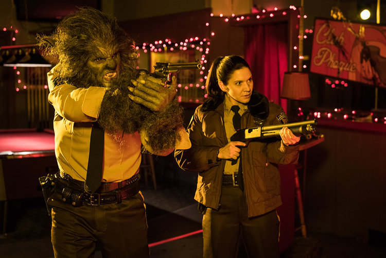 Interview: Actor Leo Fafard for ANOTHER WOLFCOP