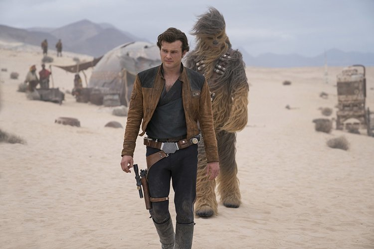 Nightmarish Detour Movie Review: SOLO: A STAR WARS STORY (2018)