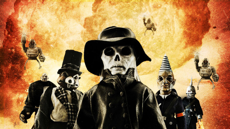 Blu-ray/DVD Review: PUPPET MASTER: THE LITTLEST REICH (2018)