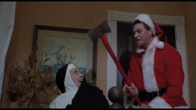 Blu-ray/DVD Review: SILENT NIGHT, DEADLY NIGHT 2 (1987)