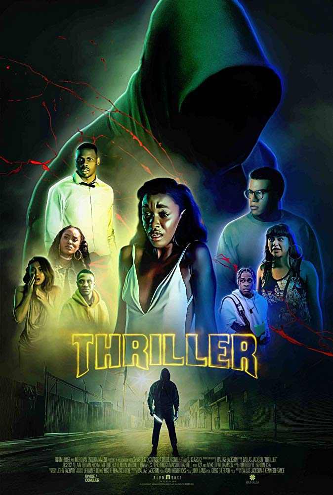 LA Film Festival Interview: Cast of THRILLER