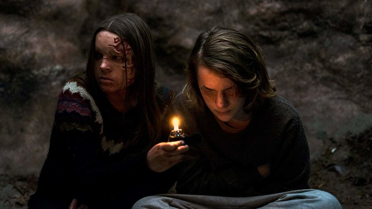 Interview: Actor Toby Nichols for THE DARK