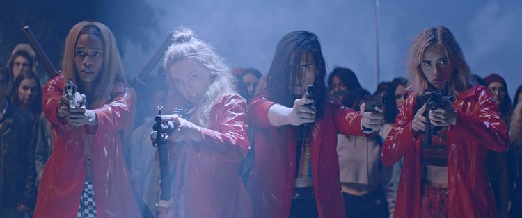 Movie Review: ASSASSINATION NATION (2018)