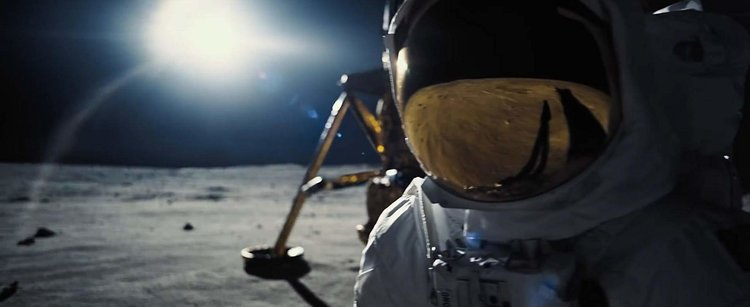 Blu-ray/DVD Review: FIRST MAN (2018)