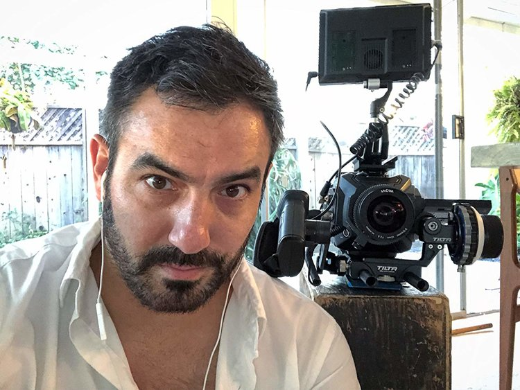 Interview: Director Phillip Guzman for SLEEP NO MORE (2018)