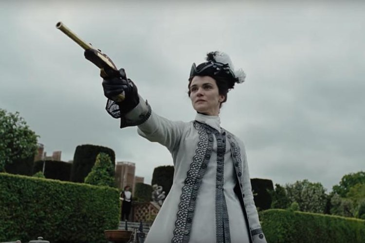 New York Film Festival Review: THE FAVOURITE (2018)