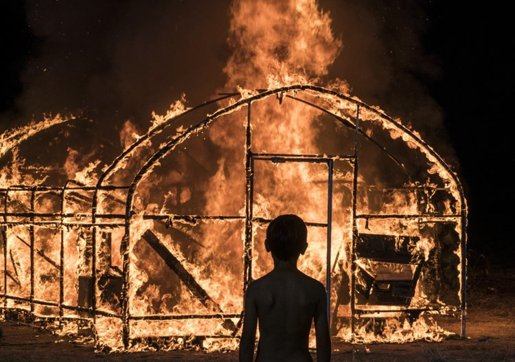 Movie Review: BURNING (2018)