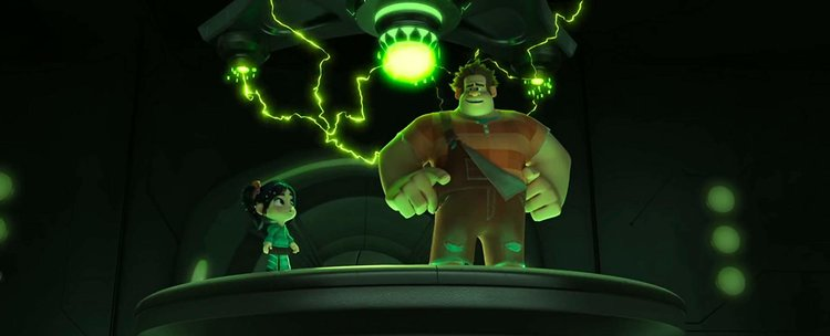 Movie Review: RALPH BREAKS THE INTERNET (2018)